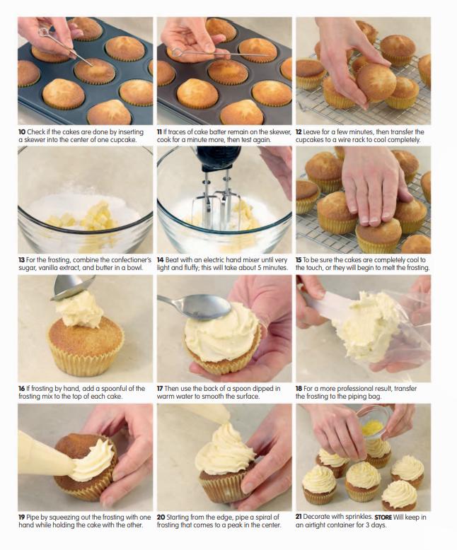Ilustrated Desserts Easy Desserts Dessert Recipes