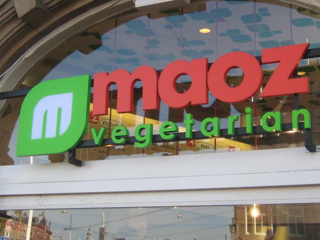 Maoz Vegetarian, Amsterdam - Centrum - Restaurant Reviews, Phone Number & Photos - TripAdvisor