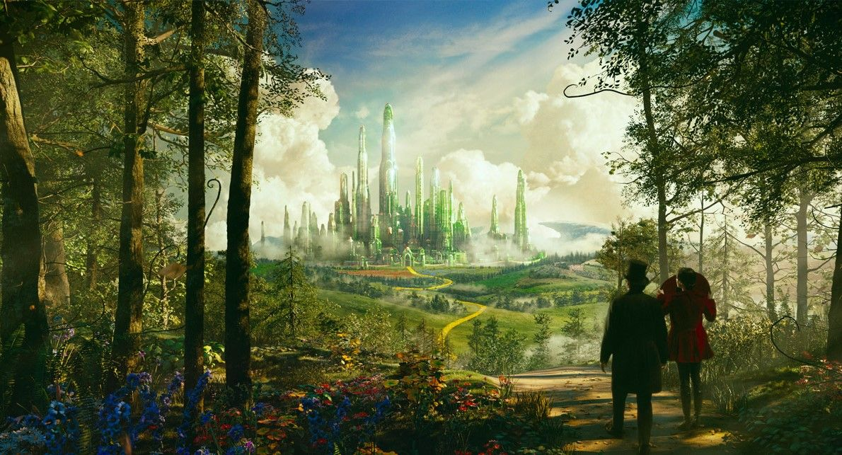'Special Effects Wizard': Oz The Great and Powerful