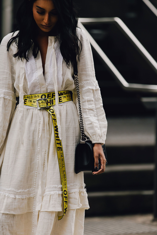 9cc1134b78e1 The Best Street Style From Australian Fashion Week 2017 | GotStyle[s ...