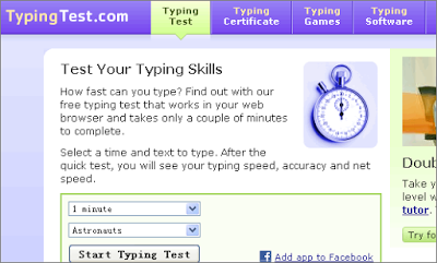 Just Trick 4 You: Top 5 Website to Improve Computer Typing speed