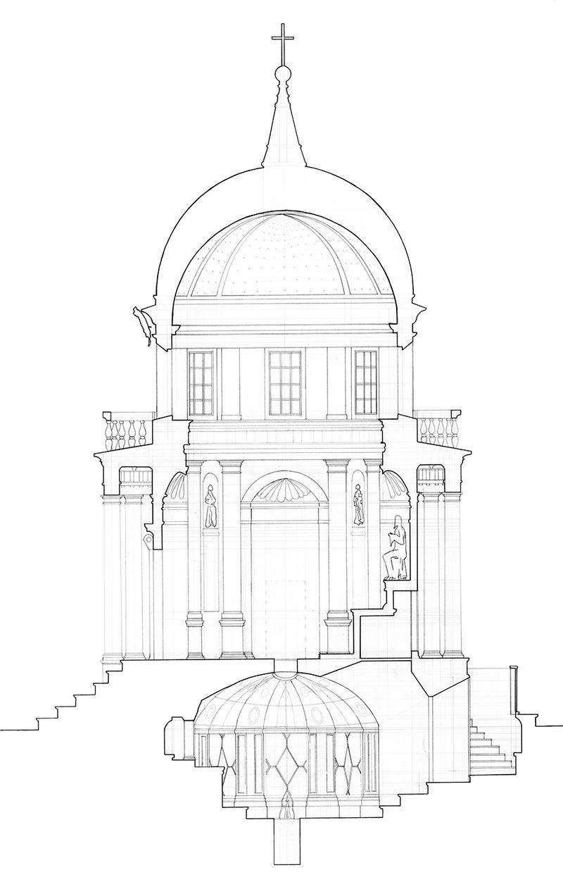 san pietro in montorio classical architecture architecture Architecture Art Classical Order san pietro in montorio classical architecture historical architecture art and architecture religious architecture