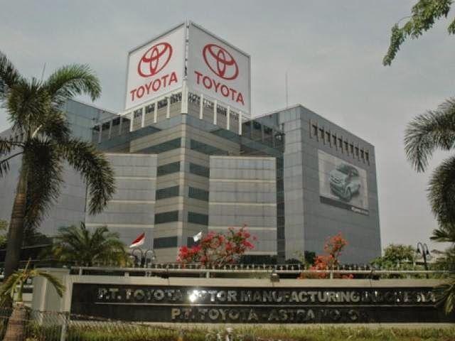 loker baja ringan bekasi lowongan kerja karawang pt toyota motor manufacturing indonesia
