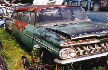 Junkyard For Cars