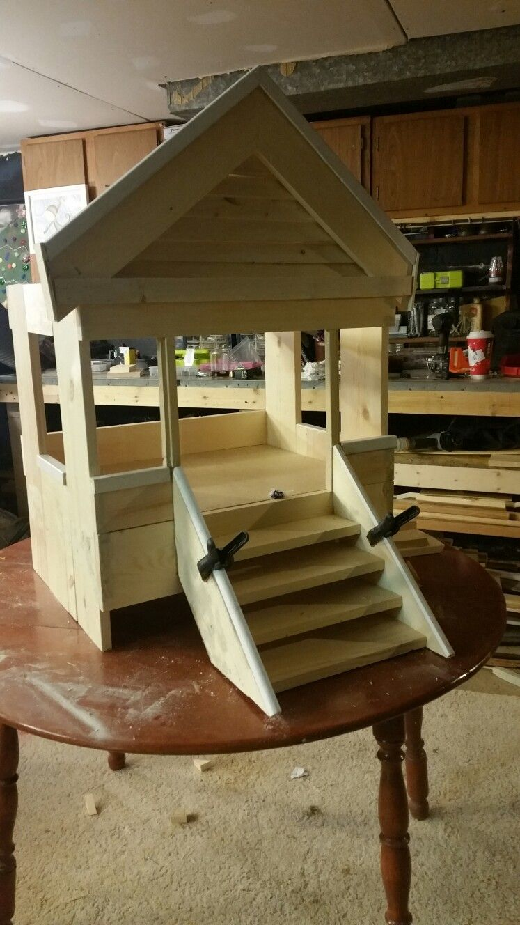 Diy Mini Wood Dog House Chihuahua Dog House Wood Dog House