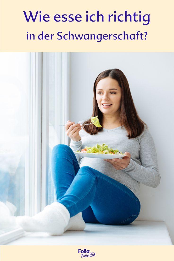 Wie esse ich während der Schwangerschaft richtig? Folio®-Familie   – Kinderwunsch & Schwangerschaft