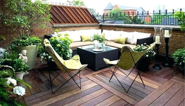 27 Roof Terrace Design For Your Lovely Home Decor