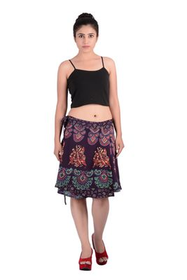 Women's Shorts Skirts 2016...I found this beautiful design on Mirraw.com