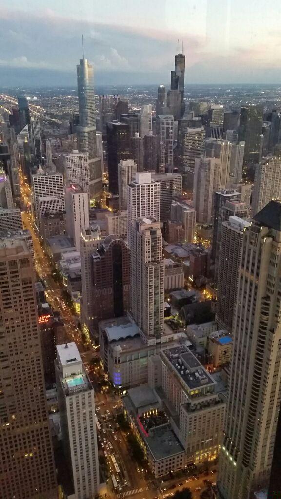 Downtown Chicago Illinois Downtown chicago, San