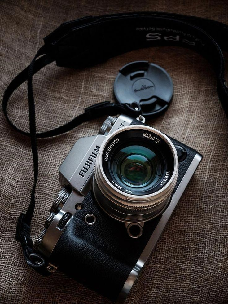 Camera Gear Aesthetic Photography