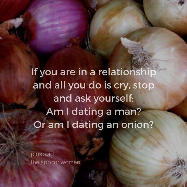 The onion dating