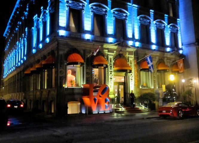 Montreal Historic Hotels Lhotel Quebec Canada