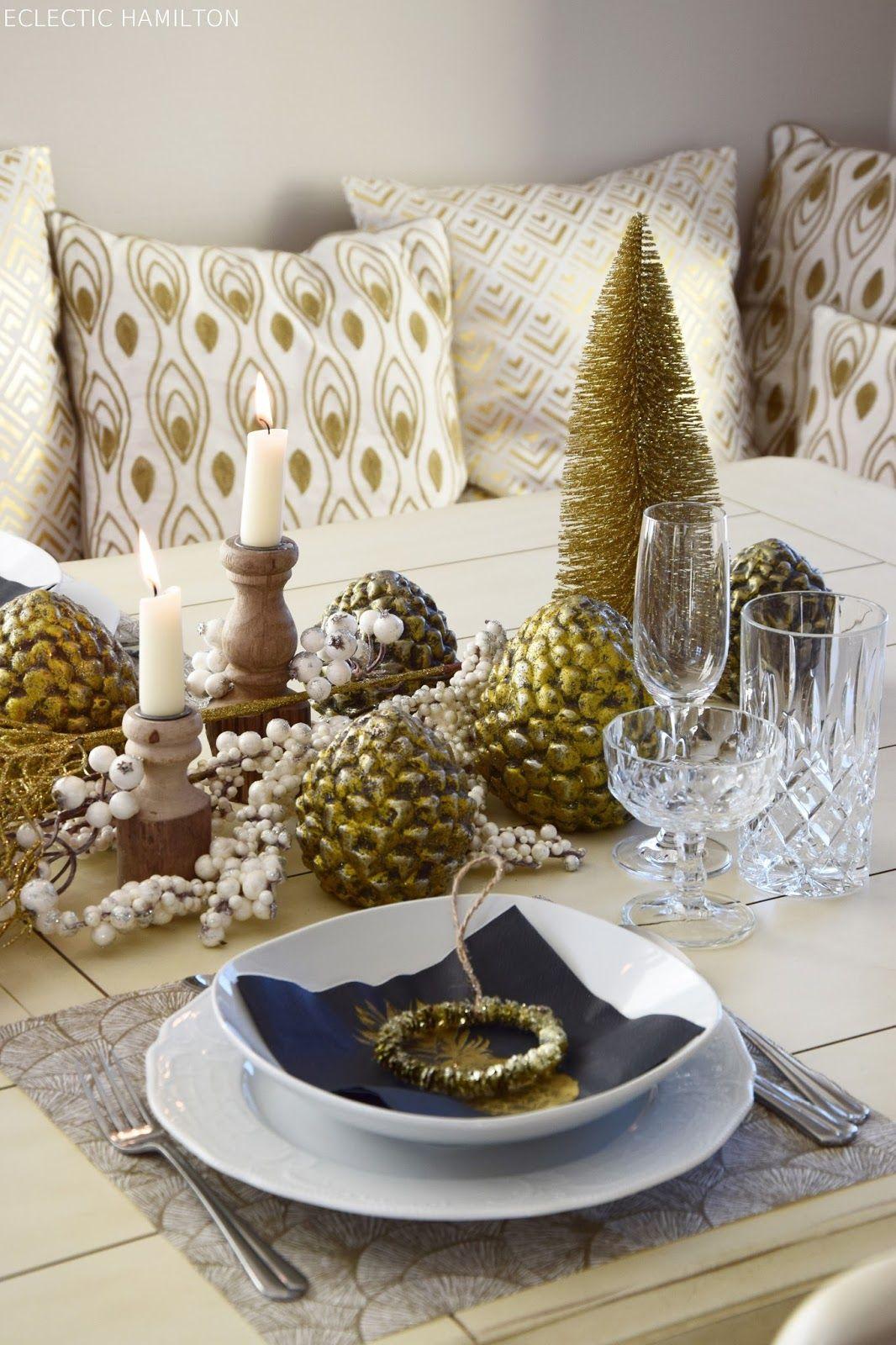 Meine silvester tischdeko mit tipps ideen f r euch - Silvester dekoration ...