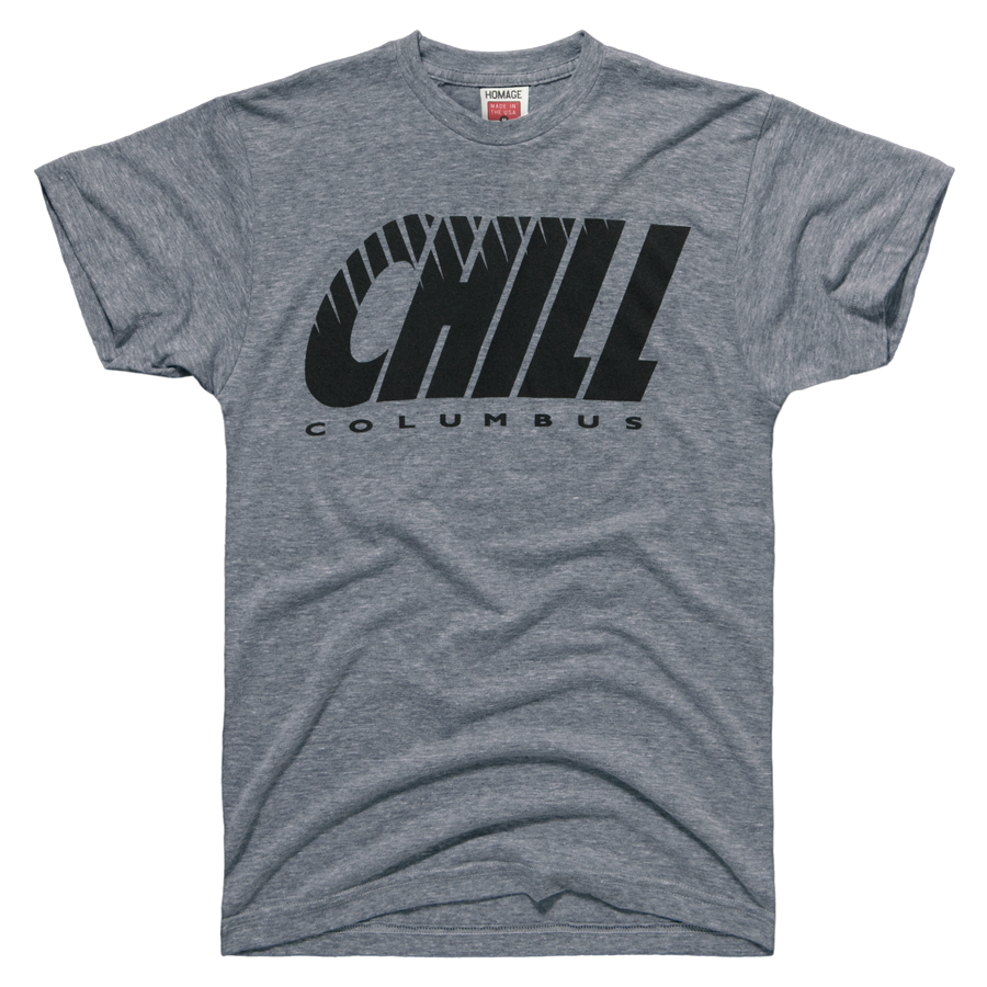 e5bad8fc7a9 HOMAGE Columbus Chill Hockey T-Shirt -  28.00