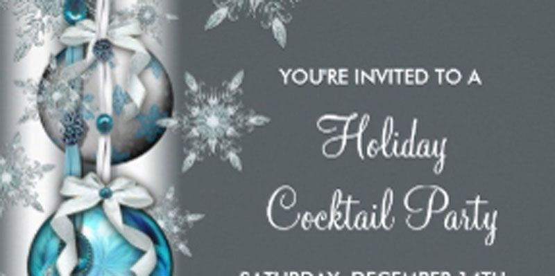 17 Best images about Awesome Invitations – Elegant Holiday Party Invitations