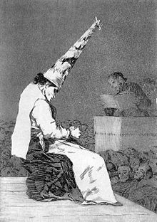Image result for goya prisoner