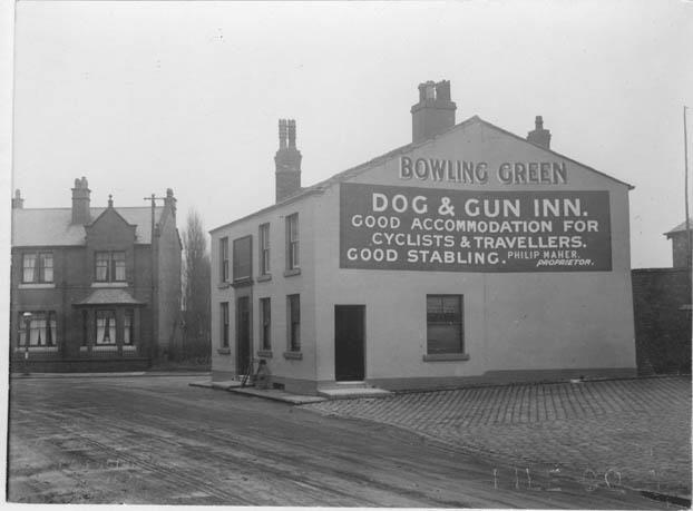 original Dog & Gun, Croxteth.