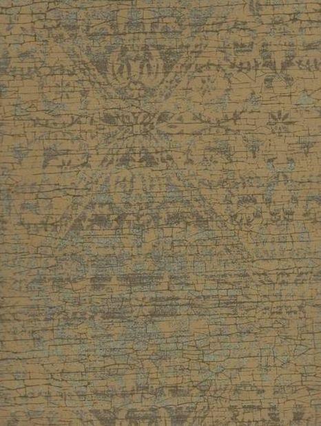 Crackle Aged Wallpaper  Distressed Cream by WallpaperYourWorld, $5.99