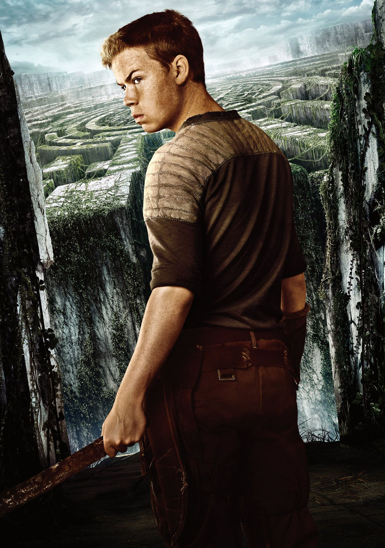 the maze runner - gally | miscellaneous | pinterest | maze runner