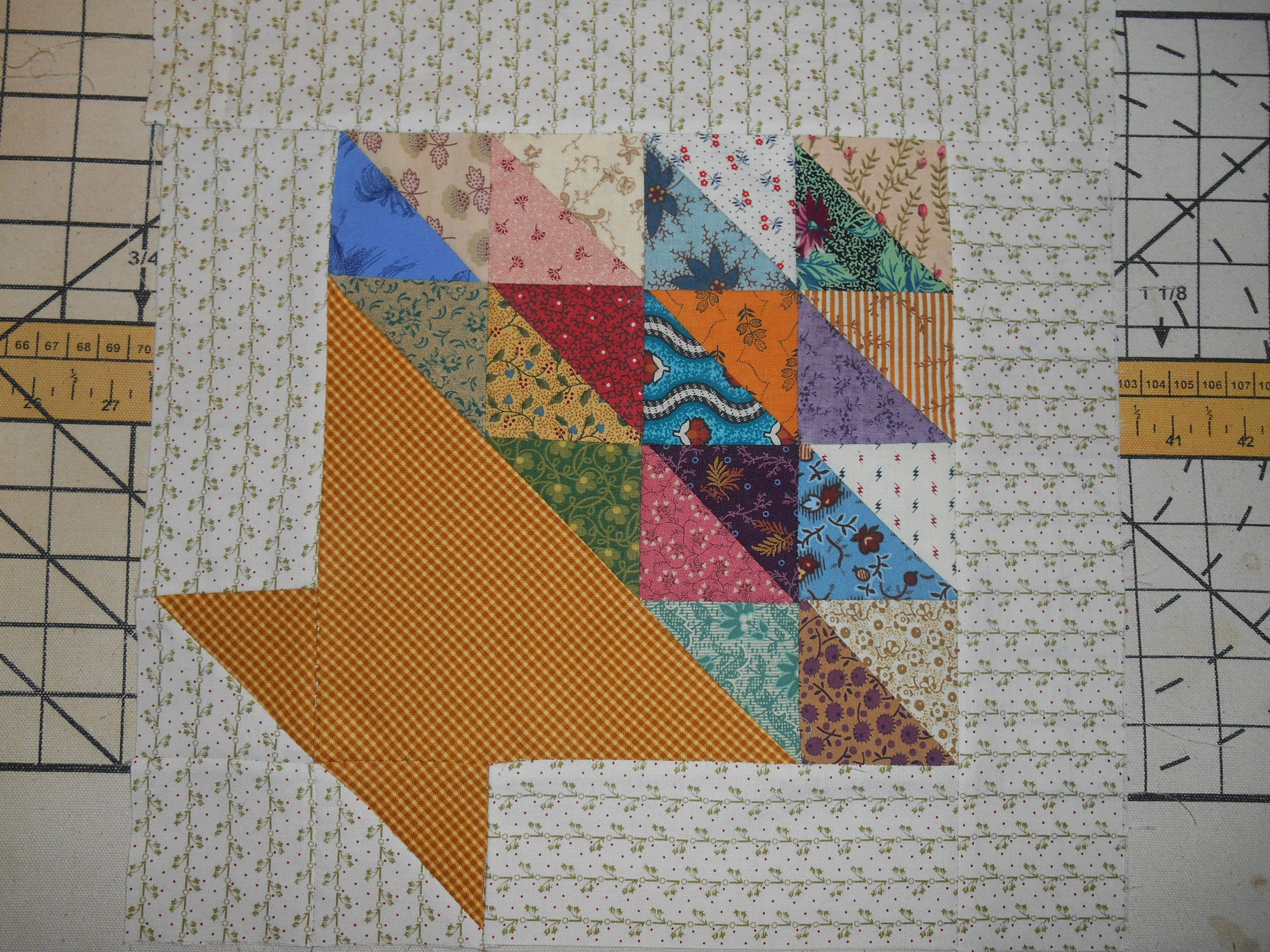 Flower Basket Block Quilts Patterns And Tutorials Pinterest