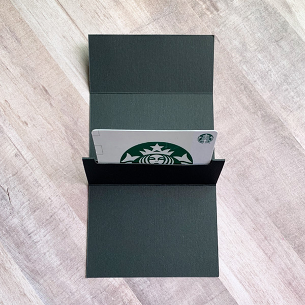Photo of Gift Card Holders with Free Templates & SVG Files