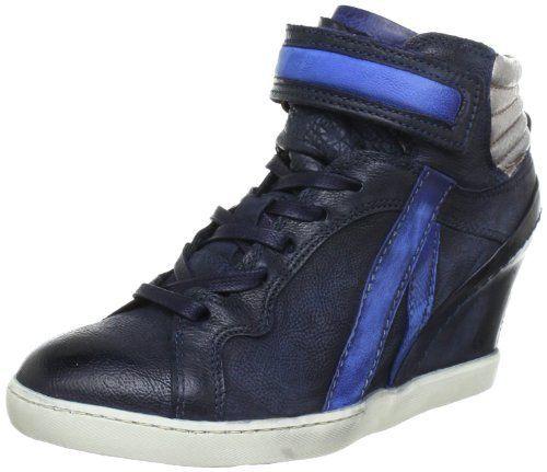 Airstep Luce 254214, Damen Sneaker, Blau (blu+blu+electric+platino), EU 36 Airstep, http://www.amazon.de/dp/B00A3PUMKA/ref=cm_sw_r_pi_dp_9RHMrb15PSZCG