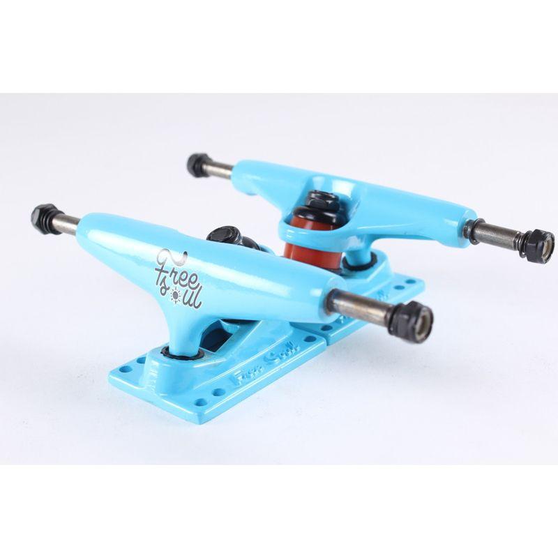 Longboards USA - Free Soul Skateboard Cruiser Trucks 5 ...