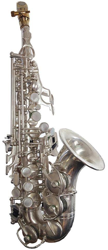 Rampone Cazzani R1 Jazz Curved Sopranino Sax Https