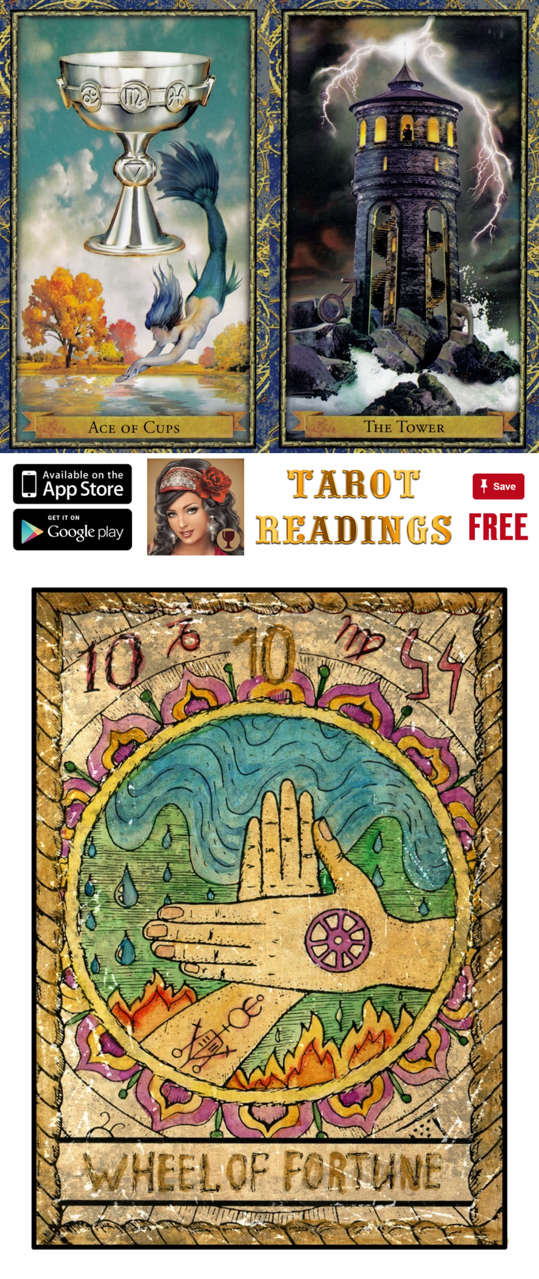 Install The Free Application On Your Phone Or Tablet And Enjoy Tarot Witch Free Online Tarot Cards And Tarot Card Of The D Tarot Tarot Art Tarot Card Decks
