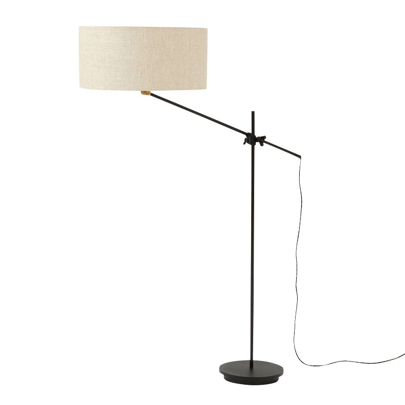 Workstead shaded floor lamp pinterest floor lamp and workstead shaded floor lamp mozeypictures Gallery