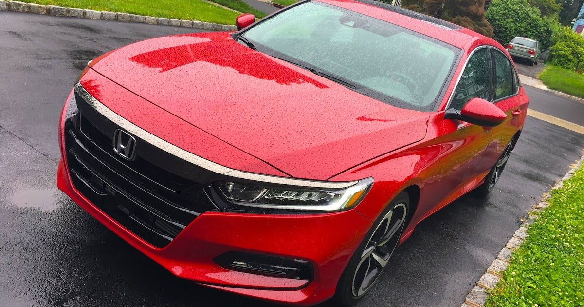 The 10th generationHonda Accord is allnew for the 2018