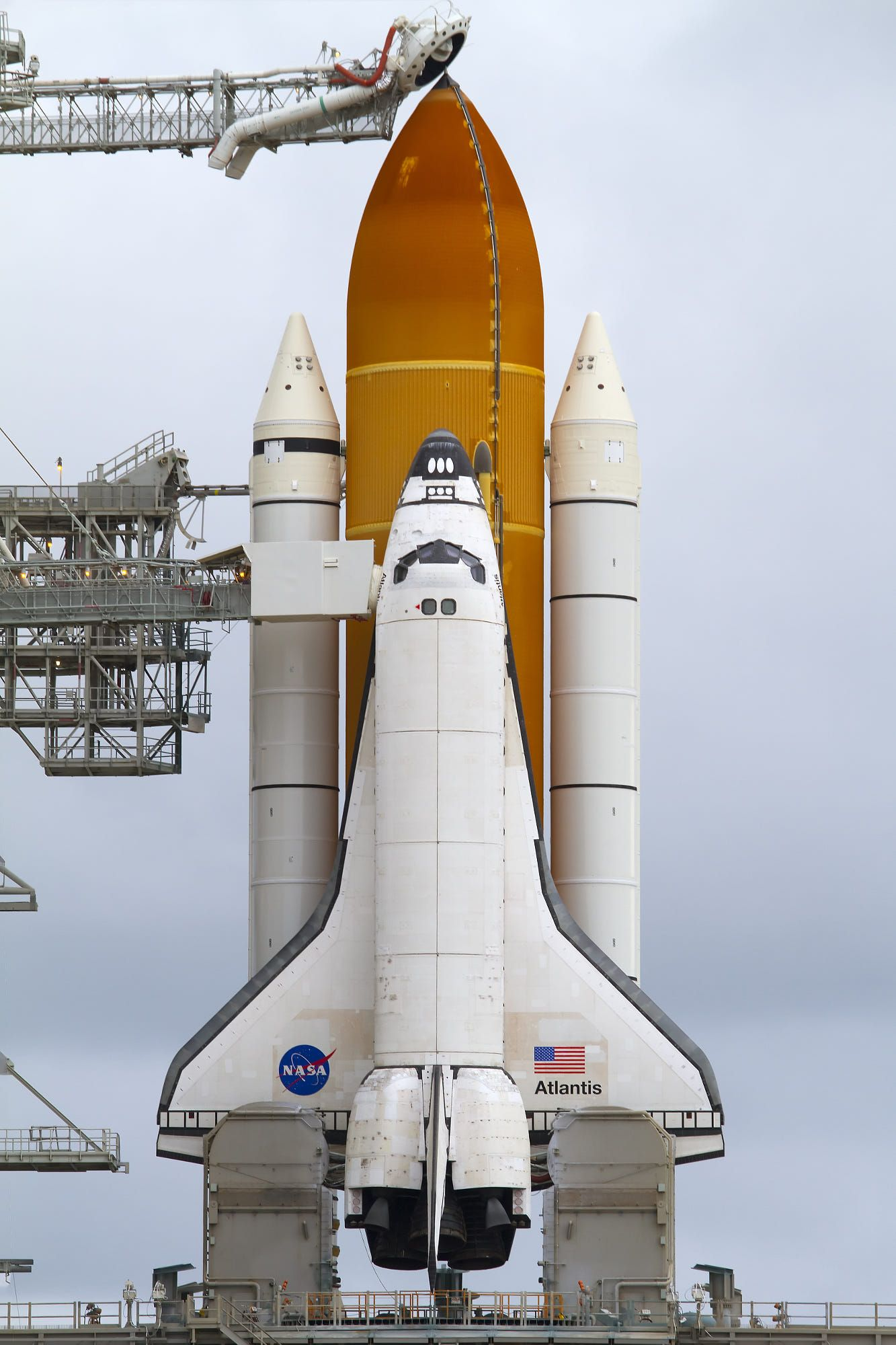 how many space shuttle missions were launched - photo #45