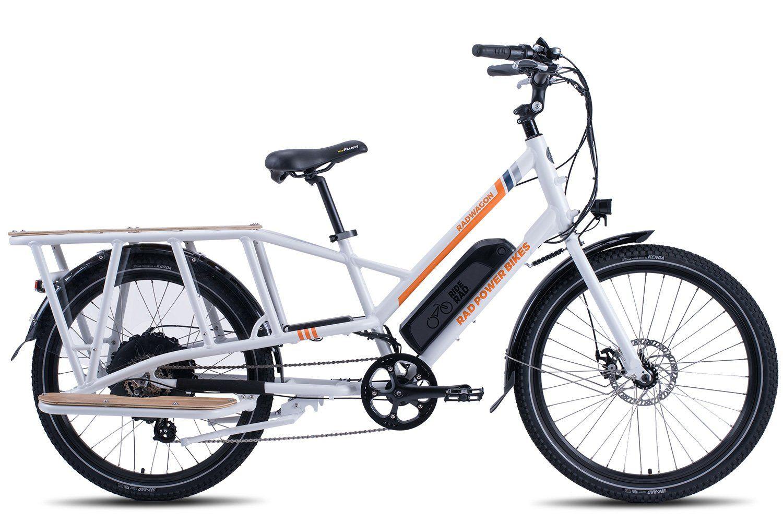 2019 Radwagon Electric Cargo Bike Electric Cargo Bike Cargo Bike Bike