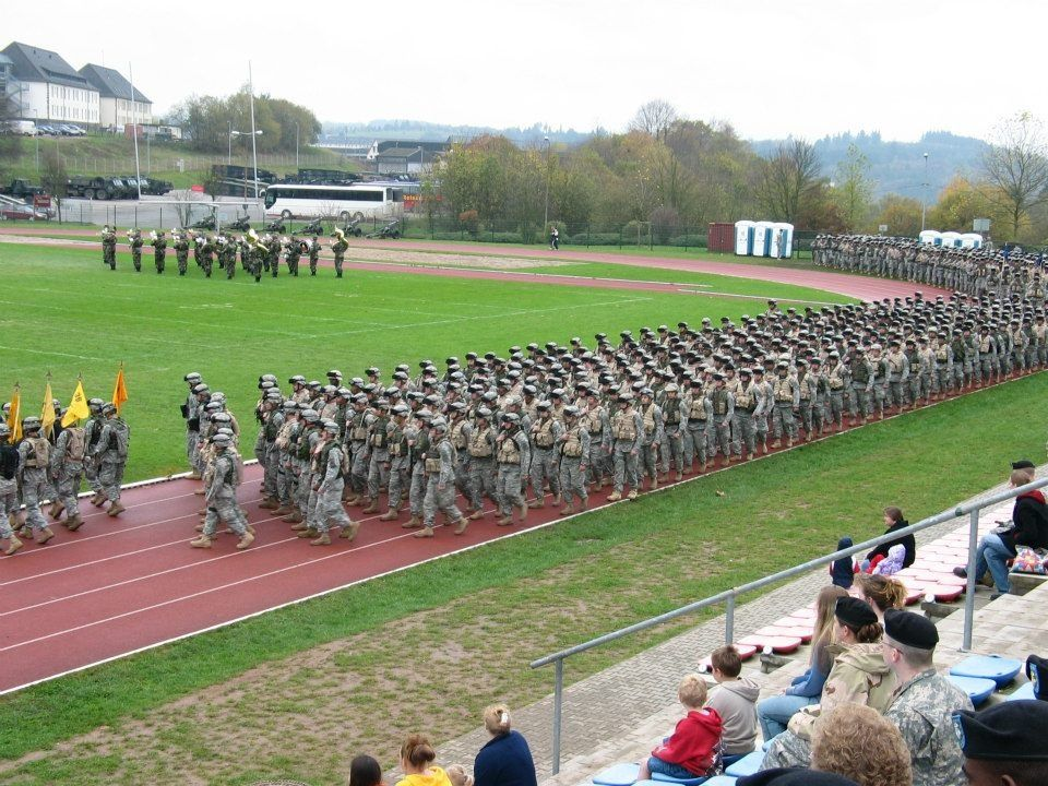 135 Armored Battalion part of the 2nd BCT out of