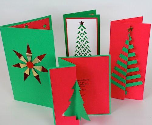 Ashbee Design DIY Christmas Cards u2022 Pierced Designs Christmas - christmas card layout