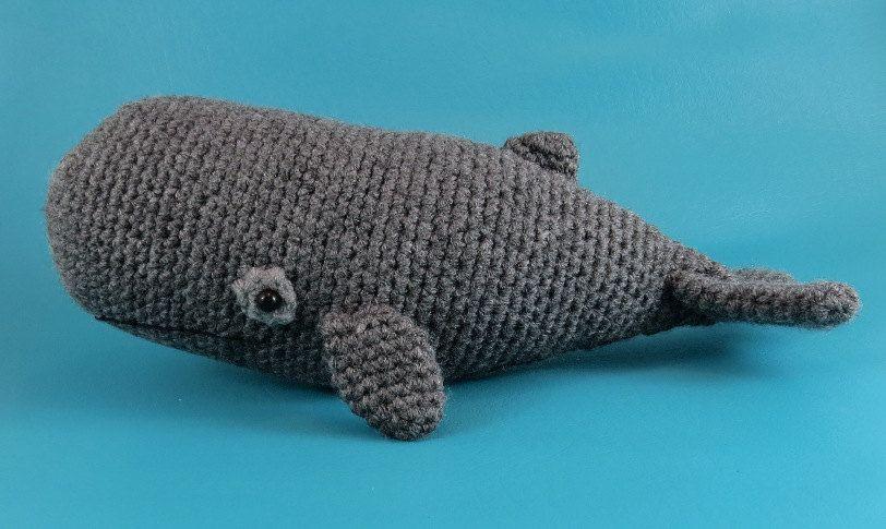 Amigurumi Patterns Free Crochet Pdf : Sperm whale pdf amigurumi crochet pattern amigurumi patterns