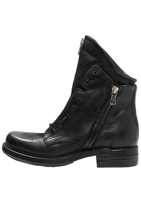 Cowboy Bikerstiefelette Nero Zalando De Boots Dress Shoes Men Biker Boot
