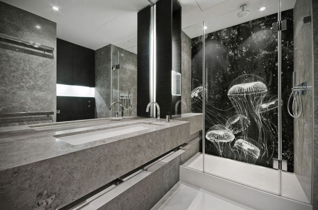 How do you like that granite? It looks so smooth and beautiful. I wouldn't mind having having a sink coutertop like this. Maybe I'll talk to a granite fabricator and see if he can help me out?  Walter Kowalski | http://tuosogno.com/products/european/