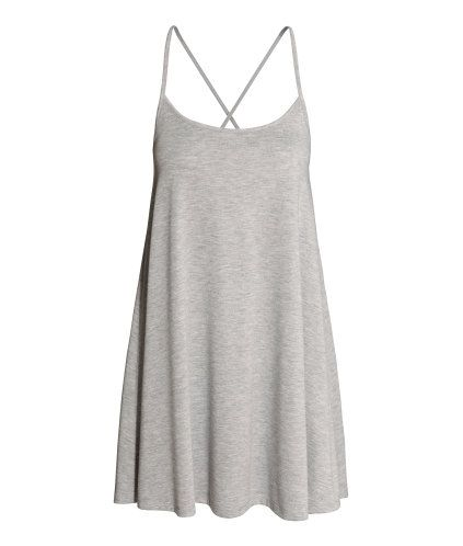 Short Jersey Dress | Product Detail | H&M
