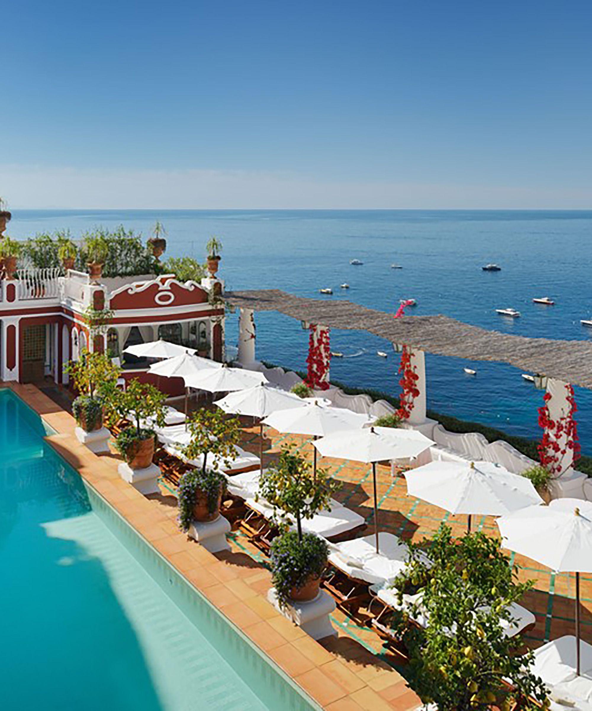 10 Insane 5 Star Hotels Worth Saving For Positano Hotels Italy