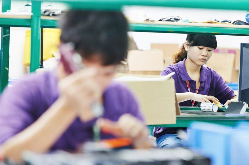 Çin'de imalat PMI Ağustos 2012'den beri en düşük seviyede - Çin\'de imalat PMI Ağustos 2012\'den beri en düşük seviyede