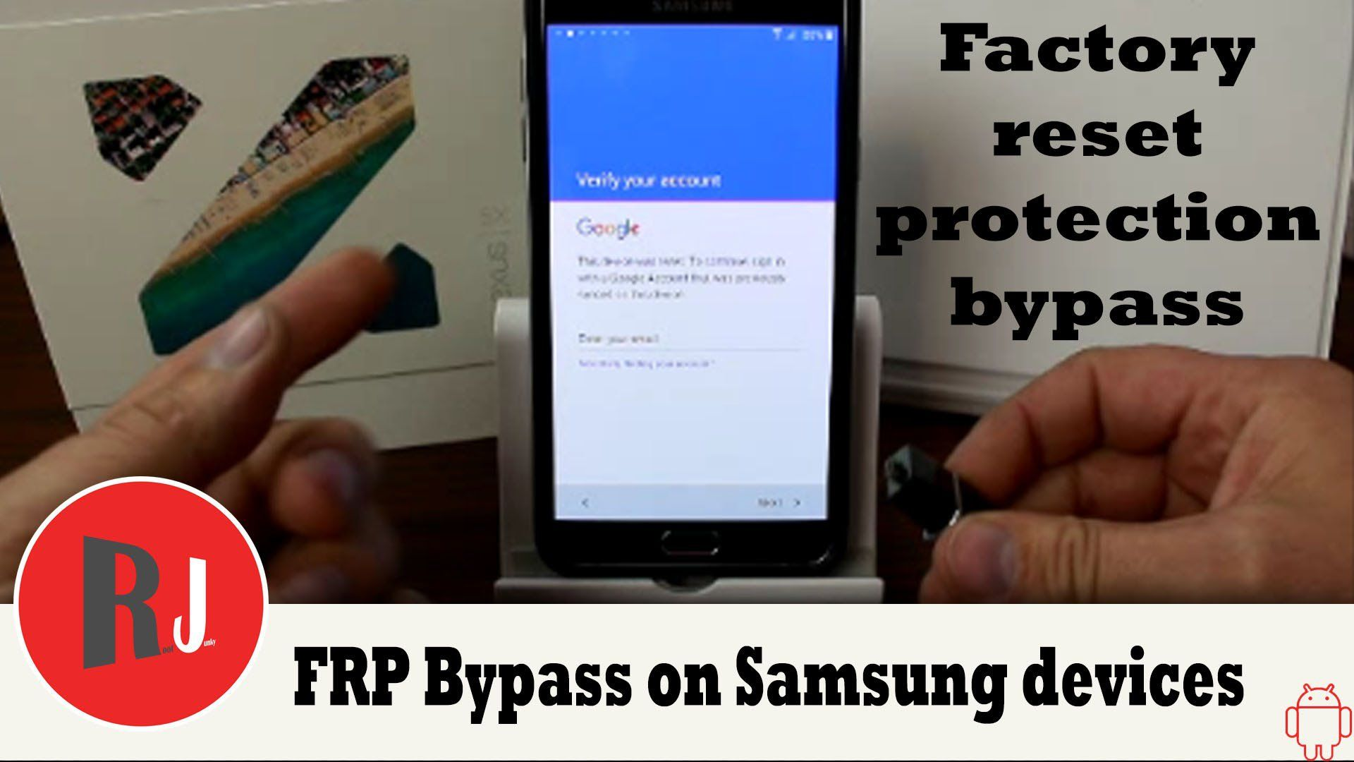 A Flaw In Samsung Phones Allows Users To Bypass Factory Reset