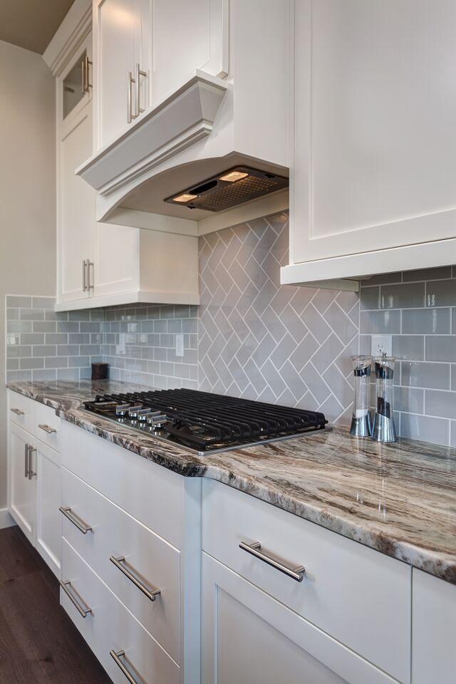 Highland homes custom home in star idaho kitchens - Highlands designs custom kitchen cabinets ...