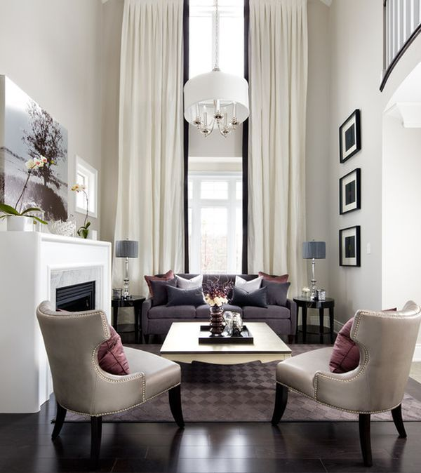 How To Create A Peaceful Living Space Transitional Living Rooms