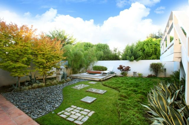 Etonnant Rasefläche Kleingarten Anlegen Ideen Originelle Gestaltung