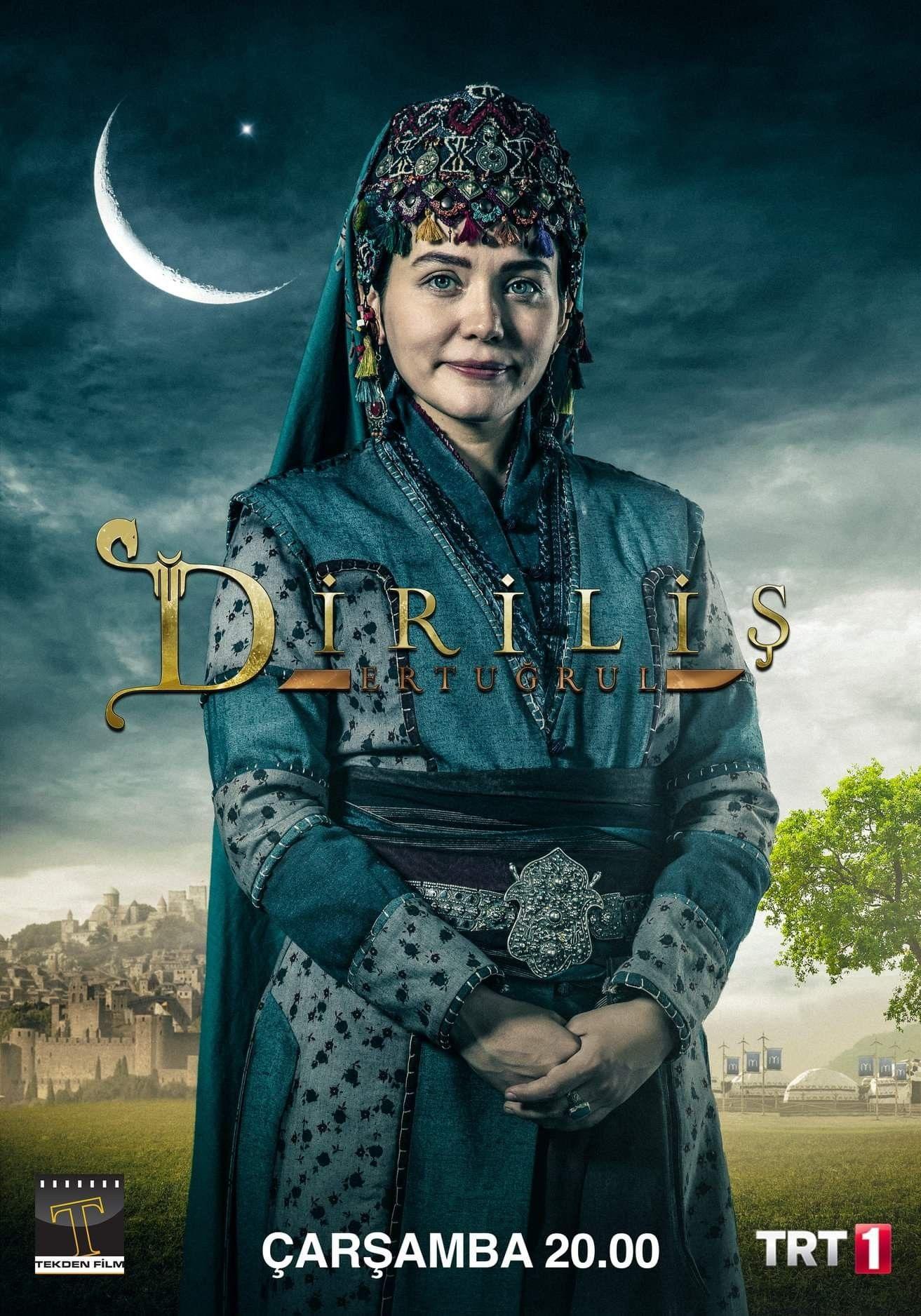 Dirilis Ertugrul, season 5 | Ertugrul in 2019 | Fictional