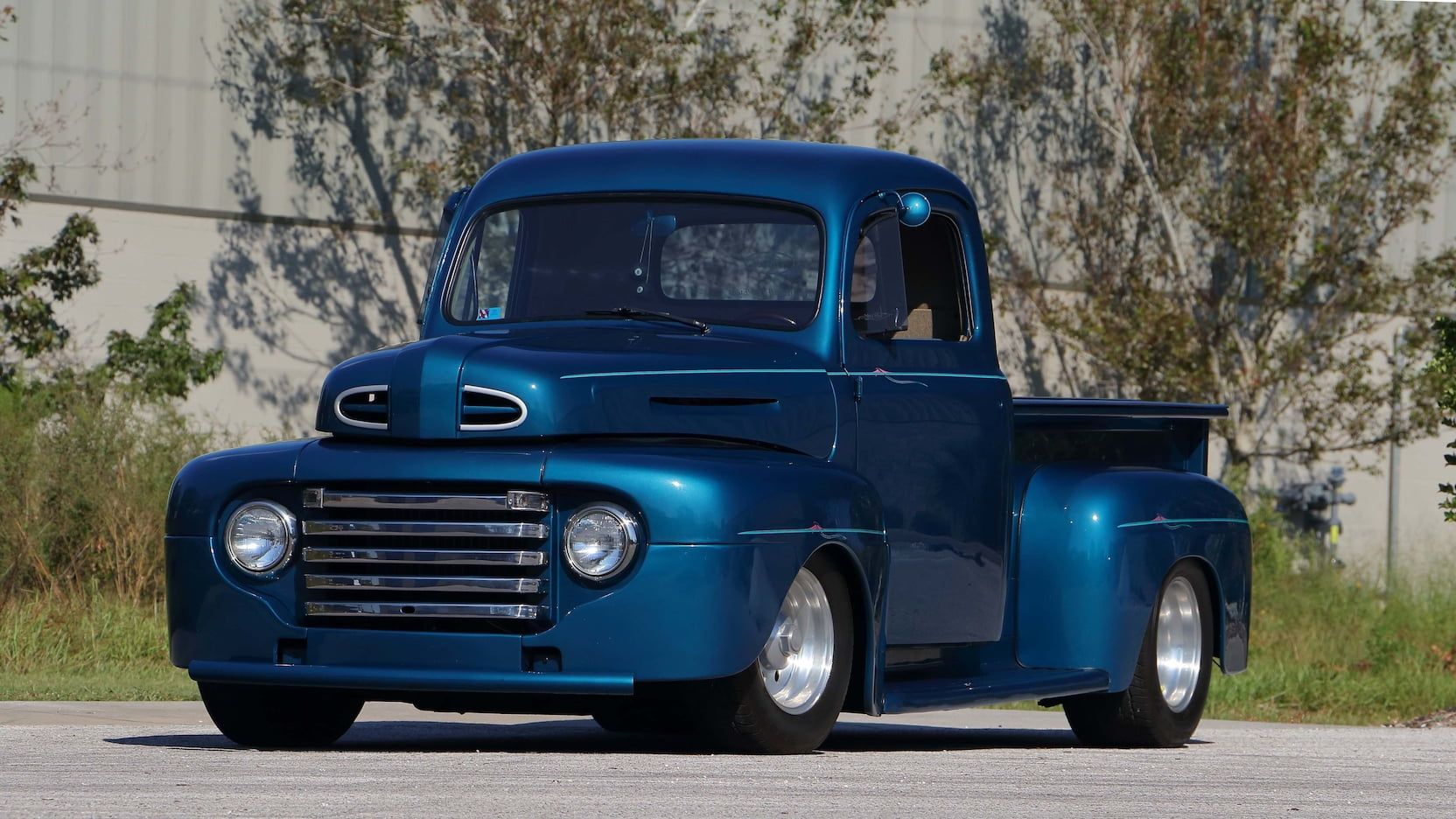 1948 Ford F1 Pickup Antique cars, Ford, Hot rods