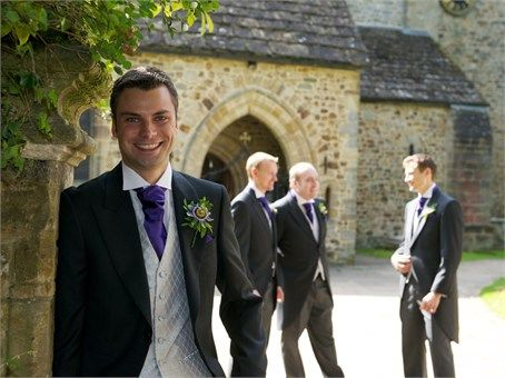 Stephen And His Party Of Groomsmen Hired Their Wedding Suits From Moss Bros Read The Full Real Story By Clicking Here