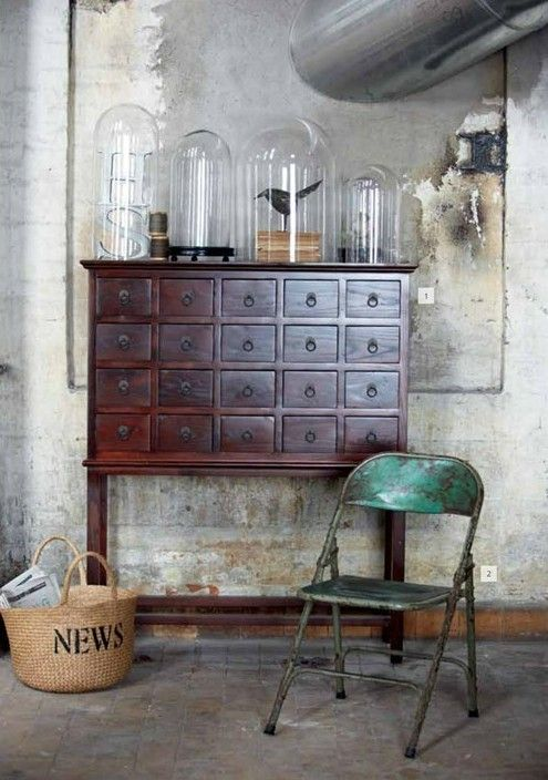 Voilà Vignette! Home Decor Trends Furniture Accessories Art Paint Style