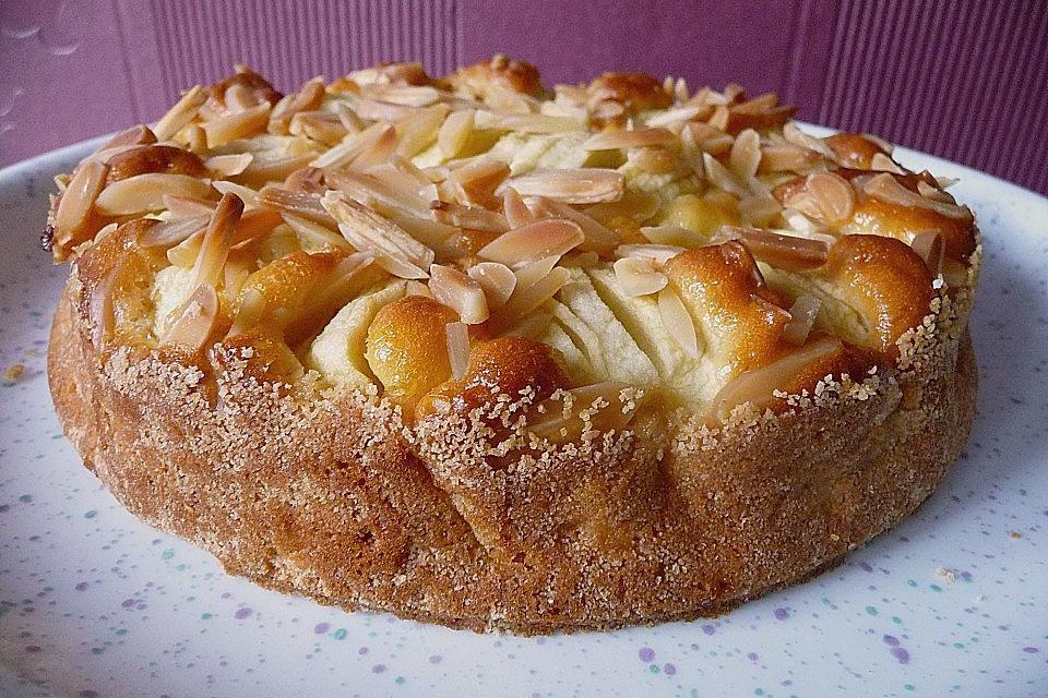Super leichter Apfelkuchen von SHanai | Chefkoch